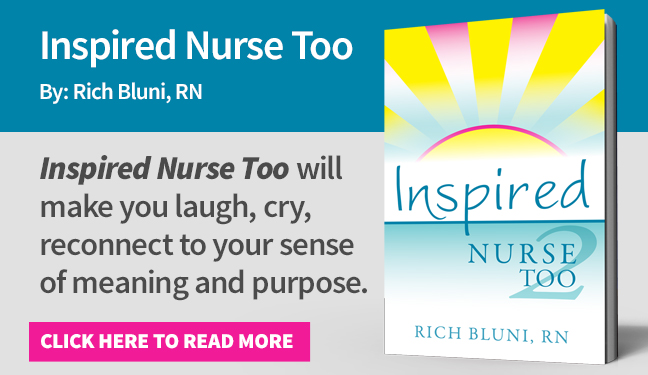 Inspired Nurse Too Click Here To Read More
