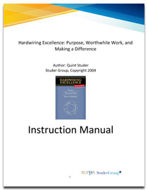 Hardwiring Excellence Downloadable Curriculum Materials