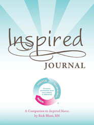 Inspired Journal; A Companion to Inspired Nurse