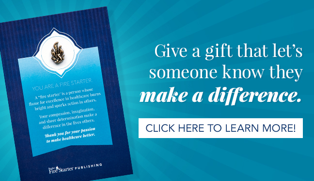 Give a gift that let's someone know they make a diffrence. Click here to learn more!