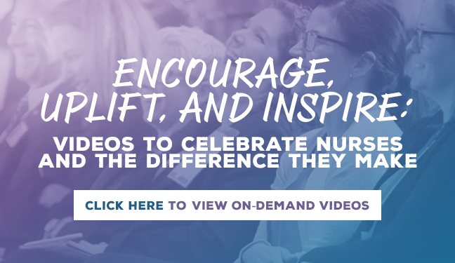 Encourage, Uplift, And Inspire Click Here To View On Demand Videos