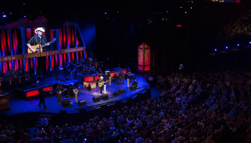 Brad Paisley - Grand Ole Opry