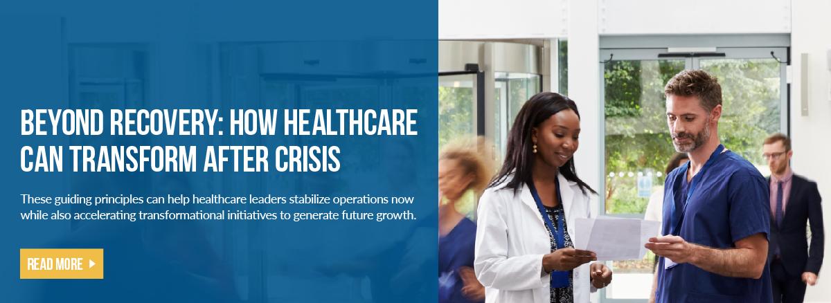 The Future of Healthcare Leadership