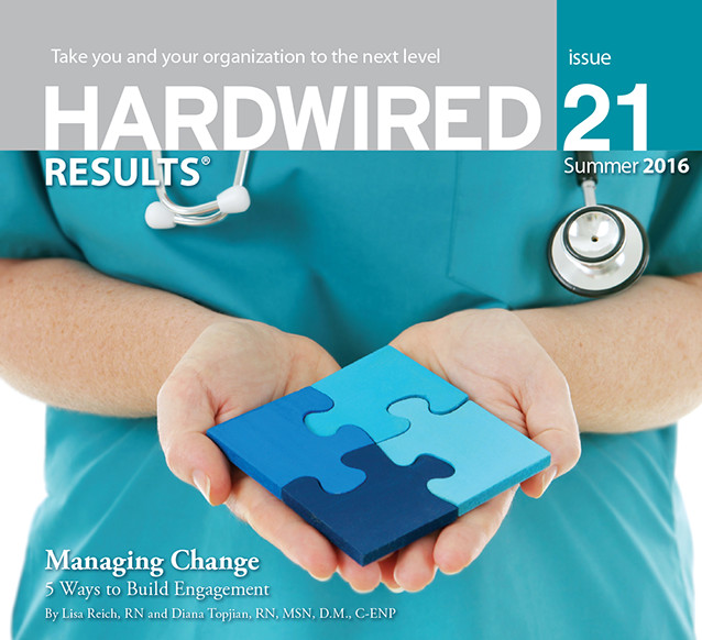 Hardwired Results 21 Magazine Cover Image
