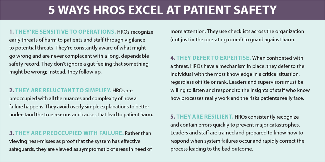 Five Ways HROs Excel