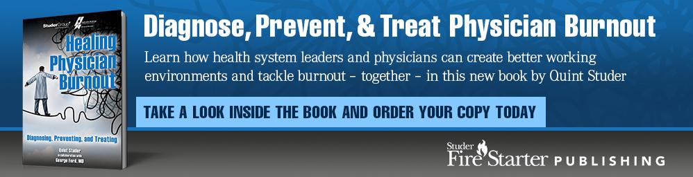 Healing Physician Burnout