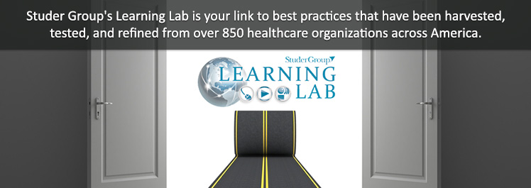 Our Partner Area: Learning Lab