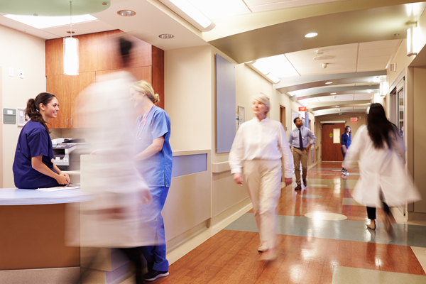 Healthcare personnel workplace issues are changing