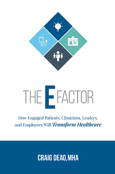The E Factor by Craig Deao