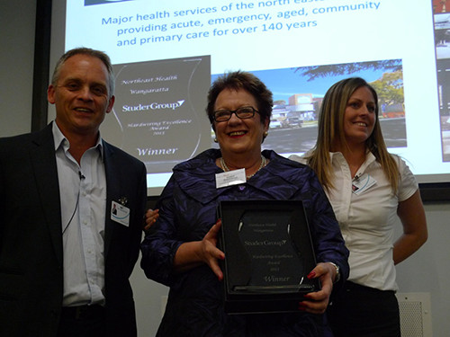Successful Healthcare Organization Winner
