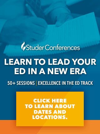 Learn to Lead Your ED in a New Era