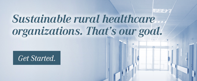 Sustainable rural healthcare organizations.