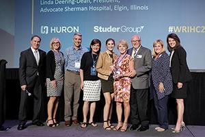 Linda Deering Dean, President, Advocate Sherman Hospital, Elgin, Illinois