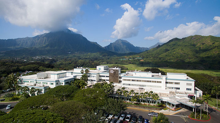 Adventist Health Castle is a 160-bed facility with more than 1,000 employees and 300 physicians, situated just outside of Kailua on the island of O'ahu. It is part of the 20-hospital network of the Adventist Health System, headquartered in Roseville, California.